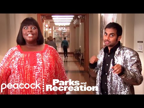 Treat Yo Self Parks and Recreation
