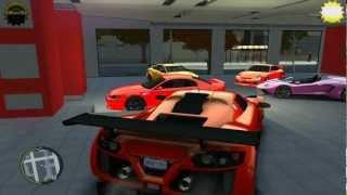 Video SPORT CARS DEALER GARAGE GTA4 download MP3, 3GP, MP4, WEBM, AVI, FLV Agustus 2018