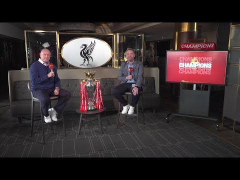 Champions: A Season to Remember | Liverpool FC's end-of-season party from Anfield