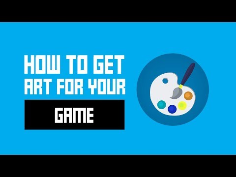 4 Ways To Get Art For Your Indie Game