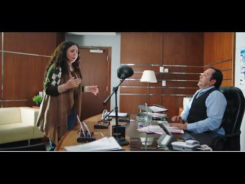 😂شوف ضغط الشغل ممكن يخليك تعمل ايه 😅😅 اضحك من قلبك مع ايمي سمير غانم ومديرها في الشغل