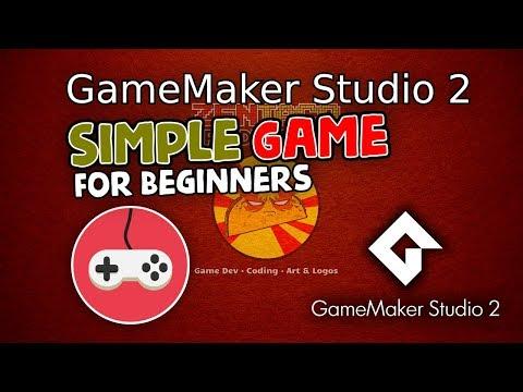 GameMaker Studio 2: Simple Game For Beginners