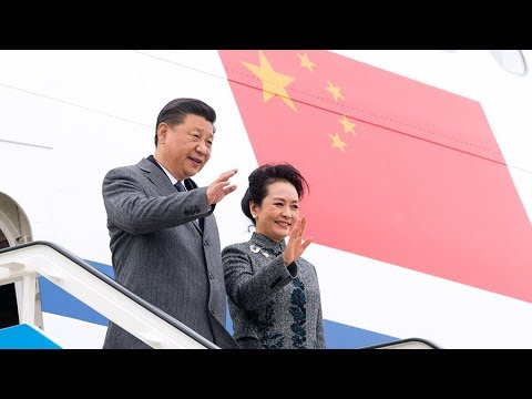 President Xi arrives in Portugal for state visit