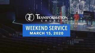 Transformation Church | Walls | Breaking Through the Wall of Unforgiveness (Part II)