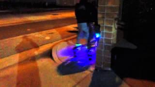 Trikke LED light kit