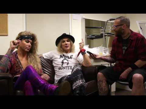 Steel Panther Interview 2016
