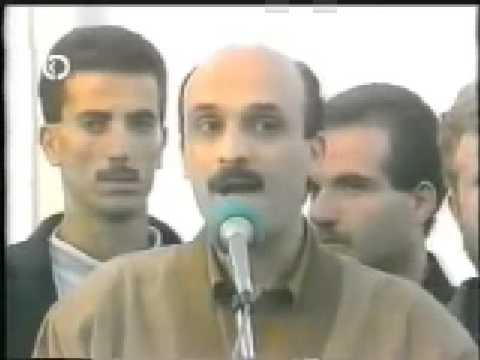 Samir Geagea? or Michel Aoun?