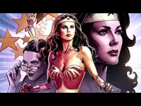 Wonder Woman in French
