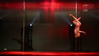 Martyna Nowak - Semi-pro - Pole Dance Show 2019
