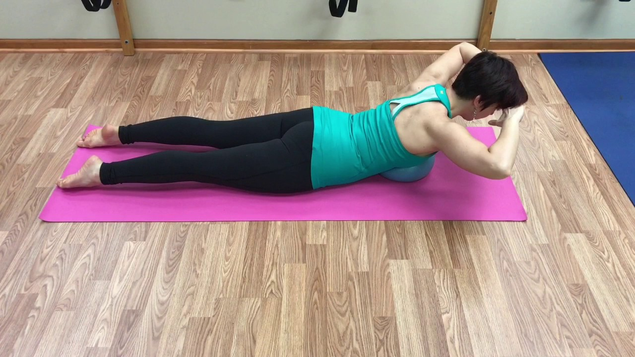 Exercise For Thoracic Kyphosis
