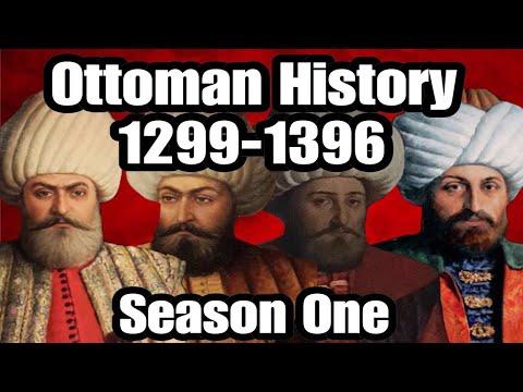DOCUMENTARY: Ottoman History Season One 1299-1396