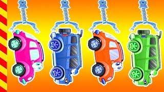 Машинка Вилли 8 часть. Мультик про машинку с глазами. Помогите спасти Машинку от злодеев.