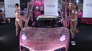 世界最大級、カスタムカーの展示会 「東京オートサロン2016」 2015...