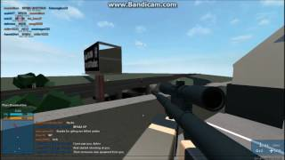 Roblox: Phantom Forces Epic BFG QuickScope Montage!