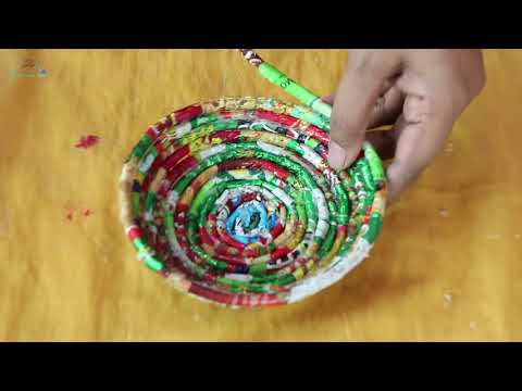 DIY crafts - Amazing Recycle Craft Ideas    Waste out of best   Craft ideas with waste materials