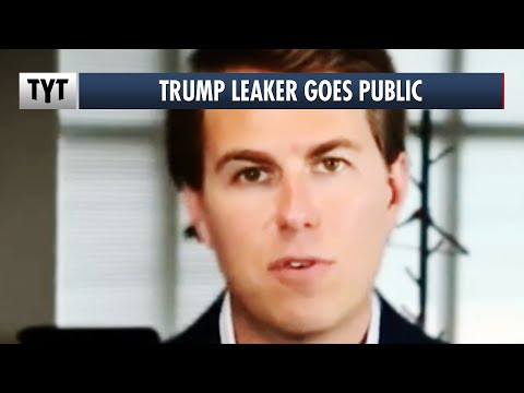 Trump Leaker Reveals Identity