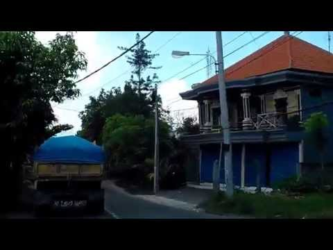 Bali City Indonesia Travel Guide By Car Tour Video Clips Review.1