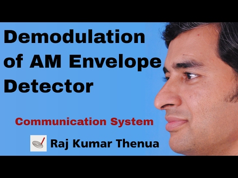 Demodulation of AM Envelope Detector - RKTCSu2e03