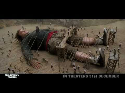 Gulliver's Travels Hindi Trailer Exclusive | HQ