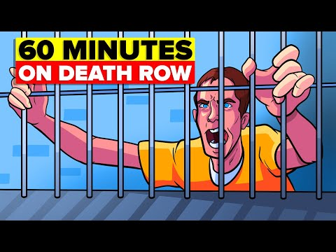 Last 60 Minutes of Being on Death Row