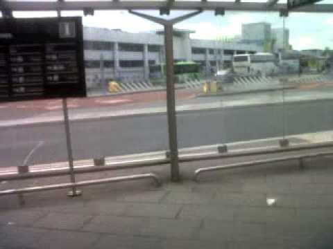 Dublin airport Terminal 2 arrival to Bus Eireann Terminal
