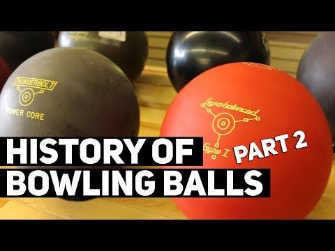 History of Bowling Balls | Urethane Era