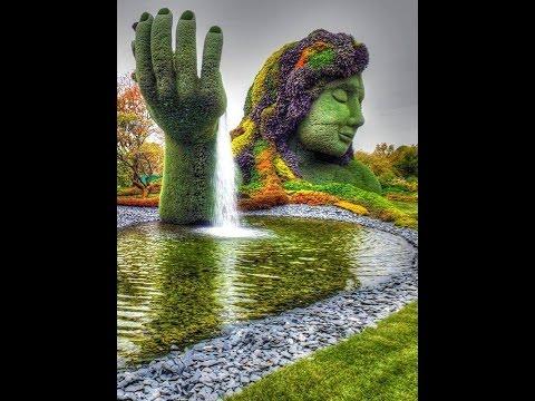Awsome Montreal Botanical Garden Design Ideas 2015