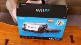 Wii U Unboxing Gone Wrong!