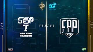 Saigon Phantom vs FAPtv [ Vòng 8 - 27.03 ] - Viettel 5G Đấu Trường Danh Vọng Mùa Xuân 2020