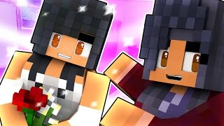 aphmau the bride   mystreet minecraft roleplay   new years party e2