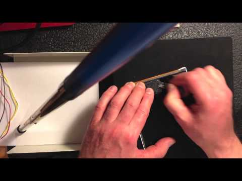 Removing UV Glue LOCA from Working LCD Display of a Nexus 7 In 5 Minutes
