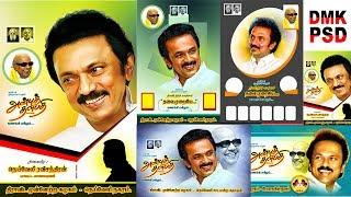 Download lagu #DMK_Stalin Birthday Psd Free Download - Chiyaan arts