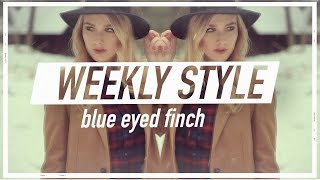 Weekly Style - Winter Fashion Thumbnail