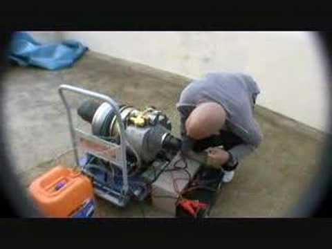 Turboréacteur TRS 18