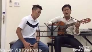 Bạc Trắng Tình Đời - Nguyễn Vĩ & Kim Khôi