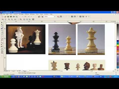 Уроки ArtCam  Виноградная лоза пошаговый урок. 3d модели artcam CNC Profi  урок №3 Видео!