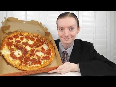 Little Caesars NEW Cheeser! Cheeser! Pizza Review
