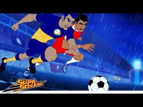Супа Строка | Шаг вперёд | сборник (14/15/16 Серии) | Мультфильм про футбол