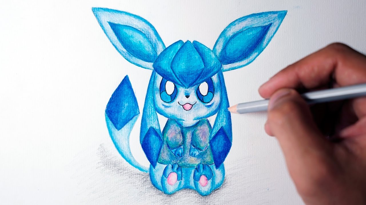 how to draw vaporeon step by step