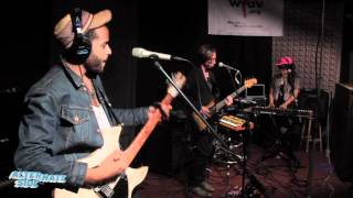 """Twin Shadow - """"Five Seconds"""" (Live at WFUV)"""