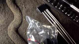 DIY Replacing 06 GMC Envoy Heater Blower Motor Wire Harness Pigtail