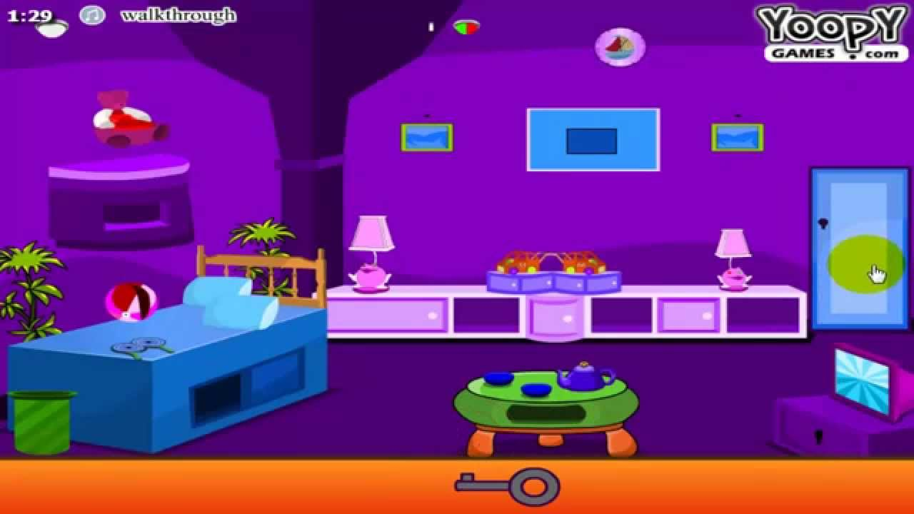Puzzle Baby Room Escape Walkthrough Yoopy Games