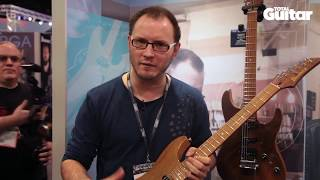 Me And My Guitar interview: Tom Quayle on his TQM1 signature Ibanez