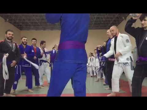 BJJ/ Azerbaijan Brazilian Jiu-Jitsu Academy
