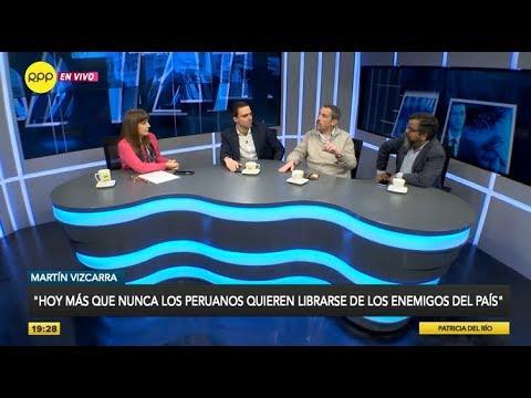 """Mercedes Aráoz: """"No voy a renunciar a la vicepresidencia del Perú"""""""
