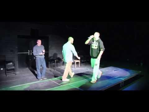Rap w Teatrze - Murzyn vs Konstruktor (16.12.2014)