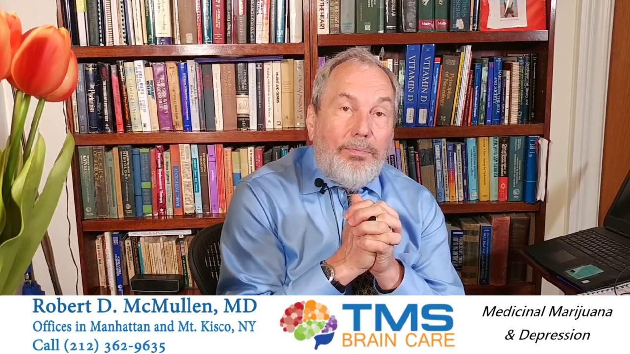 NYC Psychiatrist Talk About Medicinal Marijuana Treat For Depression