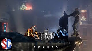 Batman: Arkham Adventures Music Video (Pop Evil - Footsteps)