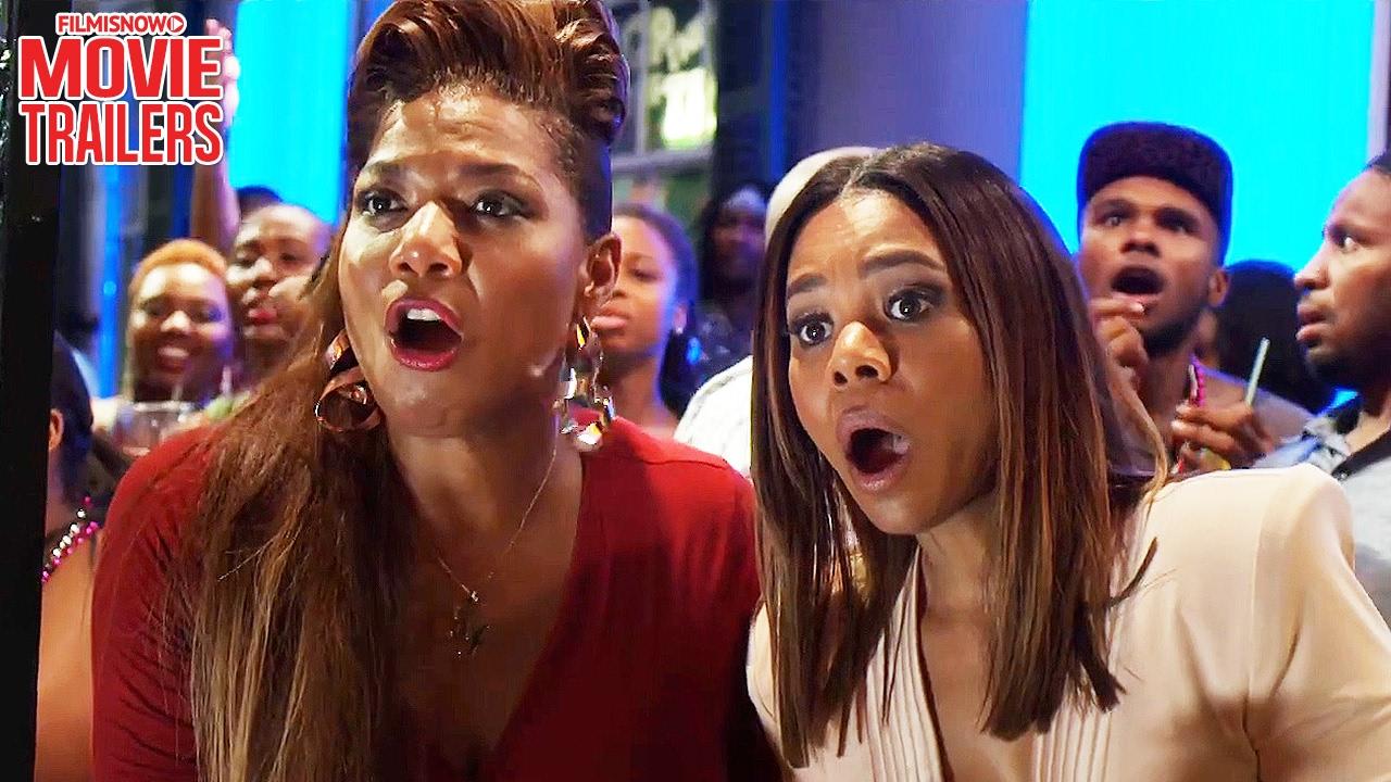 Alle Filme Mit Queen Latifah girls trip | jada pinkett smith & queen latifah party hard in redband  trailer