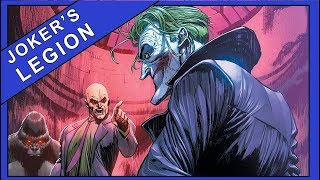 Joker's Legion | Justice League #13